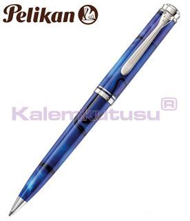 Pelikan Souverän® K805 Blue Dunes Tükenmez Kalem<br>