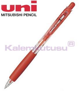 Uni Tükenmez Kalem Clifter Sn-118 0.7 Kirmizi
