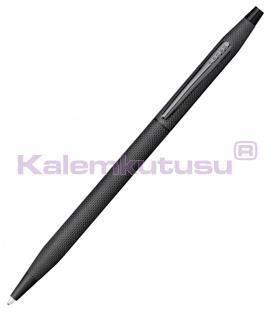 Cross Classic Century Brushed PVD Black Tükenmez Kalem<br>