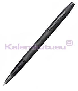 Cross Classic Century Brushed PVD Black Roller Kalem<br>