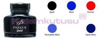 PARKER Quink DOLMAKALEM MÜREKKEP 57ml - 4 Farklı Renk Seçeneği
