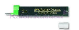 "FABER-CASTELL E-MOTION 1.4mm ""B"" VERSATİL KALEM UCU + SİLGİ YEDEĞİ"