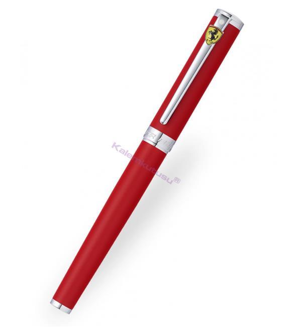 Ferrari By Sheaffer Intensity Tükenmez Kalem - Saten Kırmızı