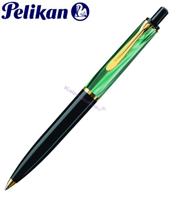 Pelikan K200 Yesil Siyah Tukenmez Kalem