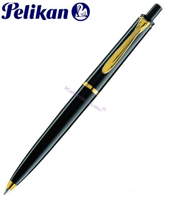 Pelikan K200 Siyah Tukenmez Kalem