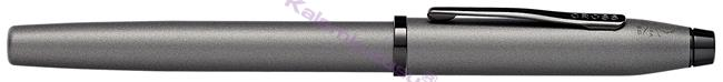 Cross Century II Silah Metali Gri/Siyah PVD Dolma Kalem
