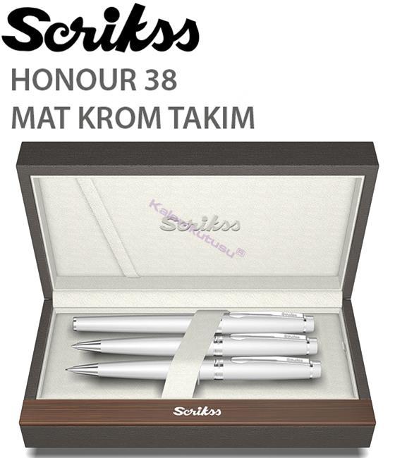 Scrikss Honour38 Mat Krom