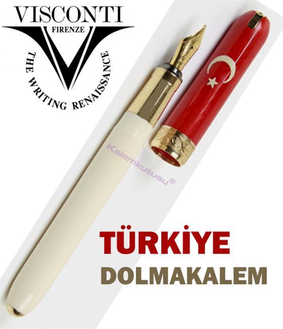 VISCONTI for TURKEY Dolma kalem