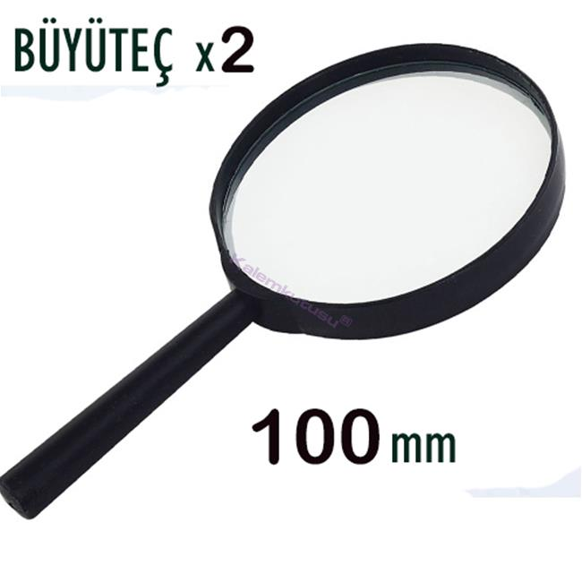 Masis Büyüteç Plastik Çerçeve 100 mm