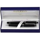 WATERMAN CARENE PARLAK LAKE SİYAH/ALTIN DOLMA KALEM - black sea gt<br>