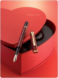 PELİKAN SOUVERAN RUBY RED SEDEF 0.7mm MİNİ M.KURŞUN KALEM D320