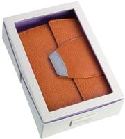 ONLINE Leather Crystallized® -Swarovski Tasarım Deri Kozmetik Çantası - Bright Fuchsia