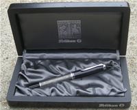 Pelikan Toledo M710 Som Gümüş El İşlemeli Orta Boy Dolma kalem - 3 Farklı Uç Seçeneği<br>