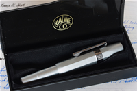Kaweco DIA2 Altın Parlak Siyah Akrilik Tükenmez Kalem