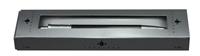 Steelpen 330 Siyah/Krom Üsten Basmalı Tükenmezkalem + 0.7mm Versatilkalem<br>