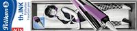 Pelikan th.ink Siyah/Eflatun Gövde Dolma Kalem