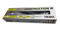 TROIKA CONSTRUCTION Multitasking Pen<br>4 farklı metrik oran + Su Terazisi + Yıldız/Düz Tornavida + Stylus + Tükenmezkalem
