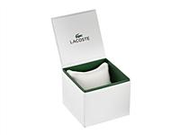 Lacoste Nice 2000884 Çelik Kasa Çelik Örgü Kayış Pembe Altın Göstergeler  35mm Kol Saati - Bayan