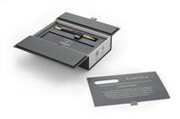Parker Duofold Classic1921 Black-Döküm Akrilik Reçine/Altın Tükenmez Kalem