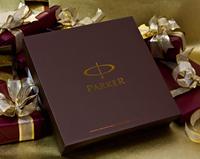 Parker Jotter Royal Blue Çelik Dolma Kalem + Tükenmez Kalem - Saten Koyu Mavi<br>