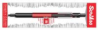 Scrikss Graph-X 0.5mm Mekanik Kurşun Kalem - Metalik Kırmızı<br>