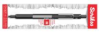 Scrikss Graph-X 0.5mm Mekanik Kurşun Kalem - Mat Antrasit<br>