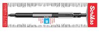 Scrikss Graph-X 0.7mm Mekanik Kurşun Kalem - Mat Antrasit<br>