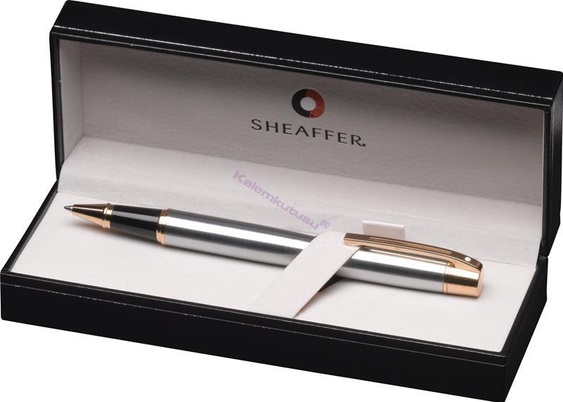Sheaffer300 Krom/Altın Roller