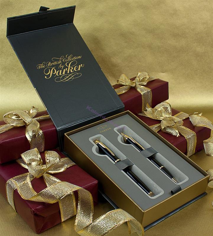 Parker British Box