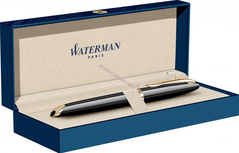 Waterman Carene Black GT